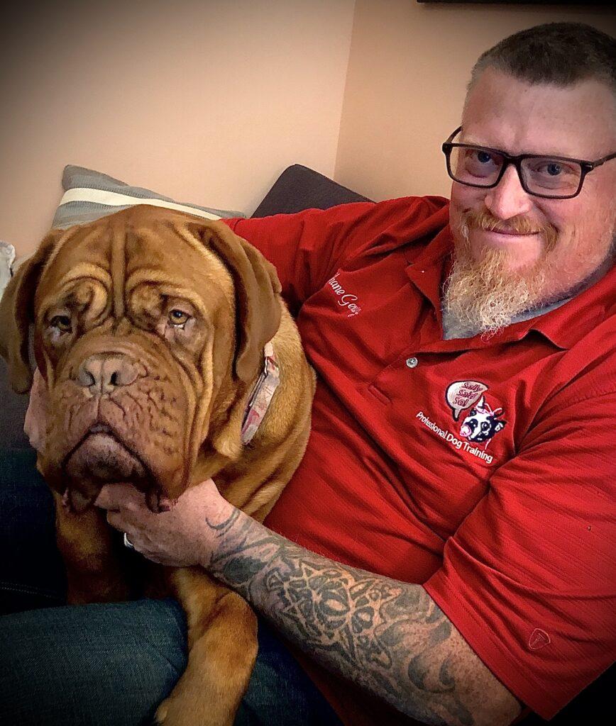 Shane Gentry Dog Trainer